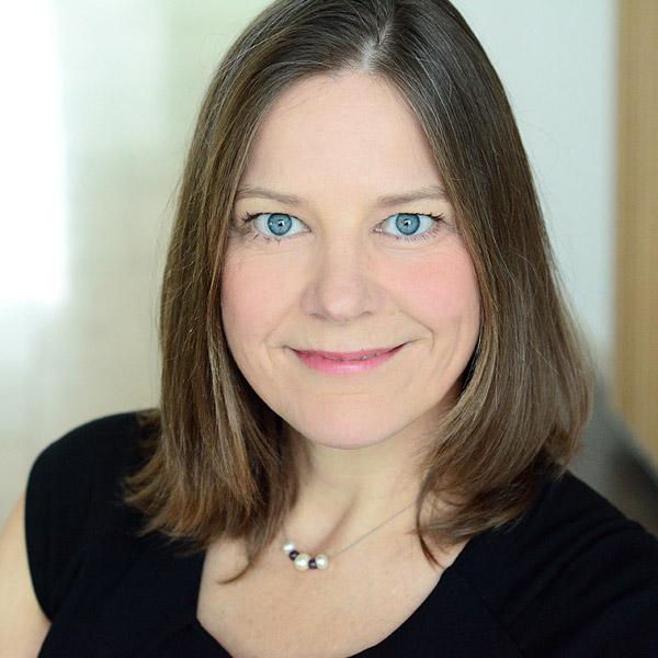 Portrait Dr. Dunja Petersen
